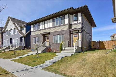 Townhouse for sale at 615 Mahogany Blvd Southeast Calgary Alberta - MLS: C4294520