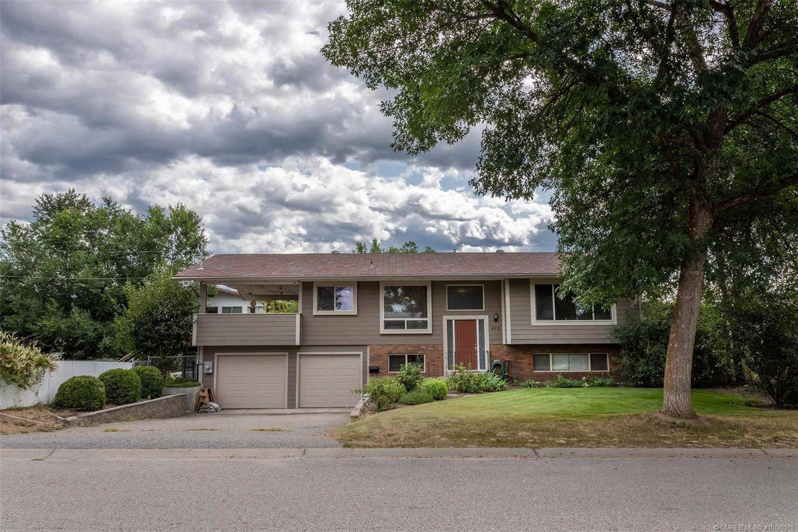 House for sale at 615 Mark Rd Kelowna British Columbia - MLS: 10190518