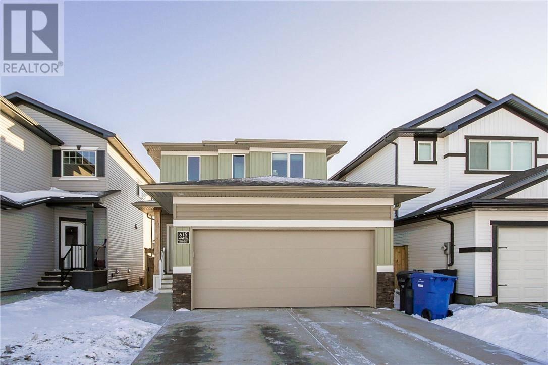 House for sale at 615 Moonlight Ln W Lethbridge Alberta - MLS: ld0188314