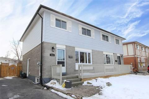 Townhouse for sale at 615 Radisson Ave Oshawa Ontario - MLS: E4694248