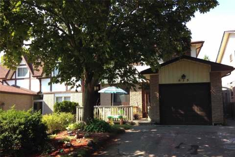 Residential property for sale at 615 Stonebridge Ln Pickering Ontario - MLS: E4772535