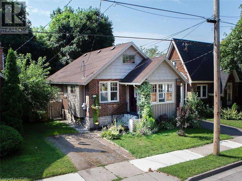 House for sale at 615 Wallace St London Ontario - MLS: 221406