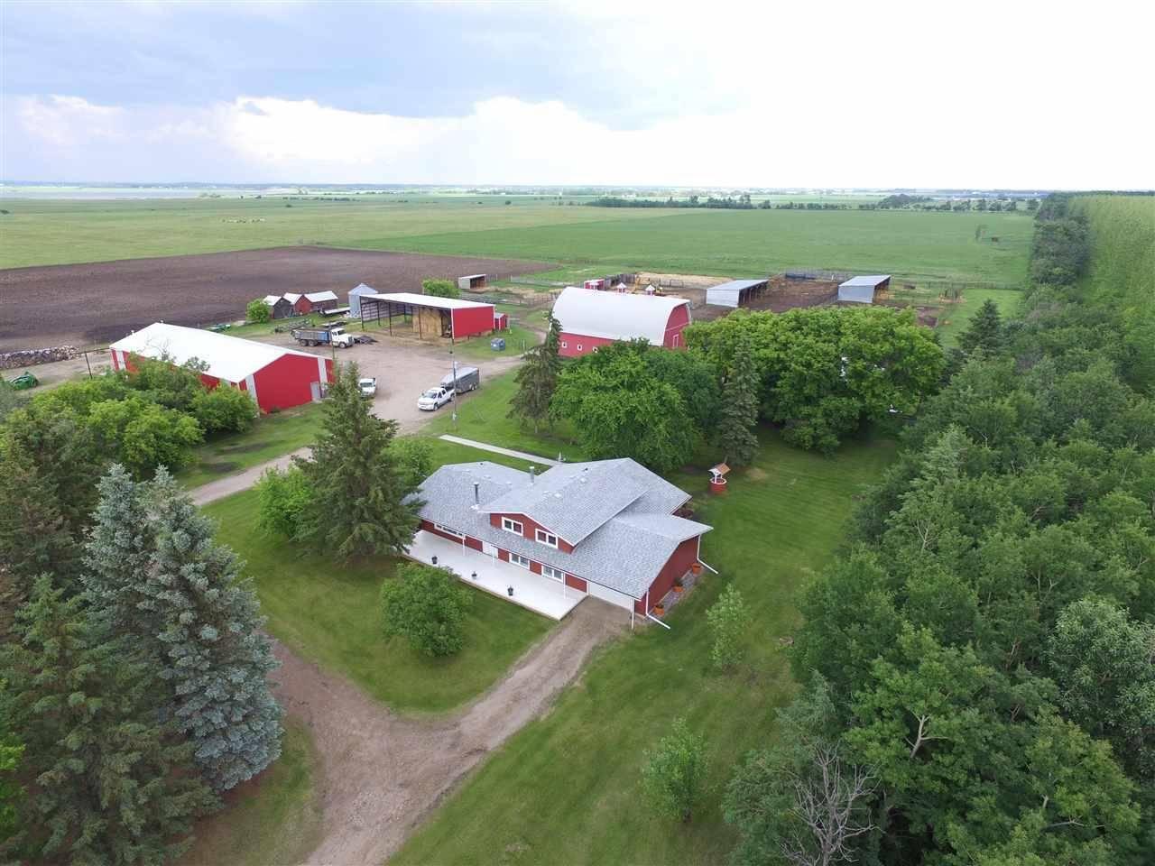 House for sale at 61503 Range Rd Rural Bonnyville M.d. Alberta - MLS: E4163188