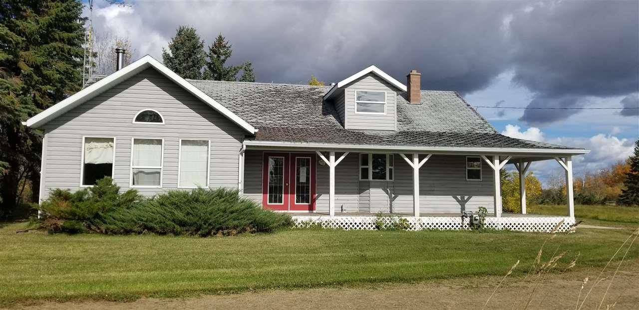 House for sale at 61517 Rng Rd Rural Bonnyville M.d. Alberta - MLS: E4182812