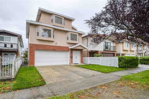 House for sale at 6158 Bruce St Vancouver British Columbia - MLS: R2411413