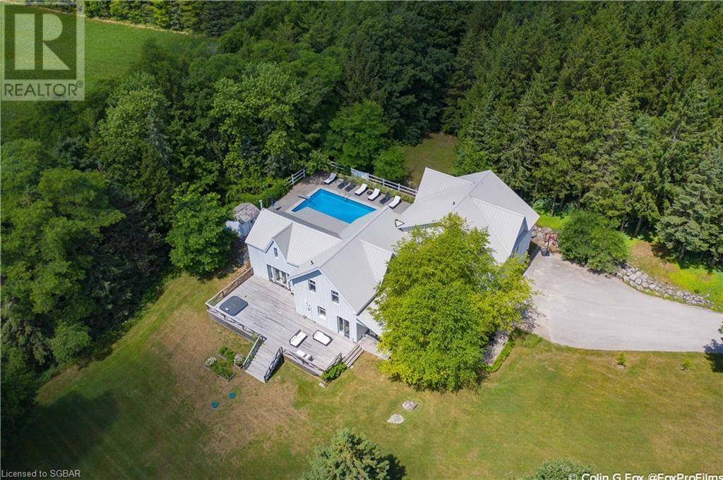 House for rent at 615802 3rd Line The Blue Mountains Ontario - MLS: 232181