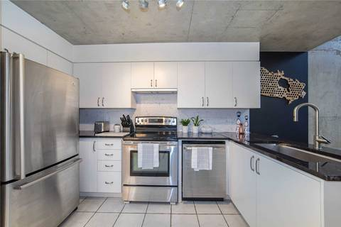 Condo for sale at 1029 King St Unit 616 Toronto Ontario - MLS: C4606882