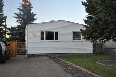 House for sale at 616 3  Ave N Vauxhall Alberta - MLS: A1042478