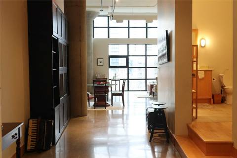 Apartment for rent at 90 Sumach St Unit 616 Toronto Ontario - MLS: C4497810