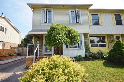 Townhouse for sale at 616 Dorchester Dr Oshawa Ontario - MLS: E4532165
