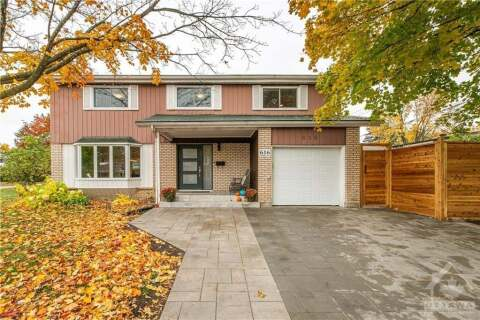 House for sale at 616 Fielding Dr Ottawa Ontario - MLS: 1215702