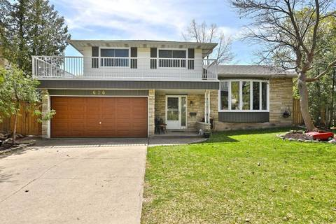 House for sale at 616 Marley Rd Burlington Ontario - MLS: W4444895
