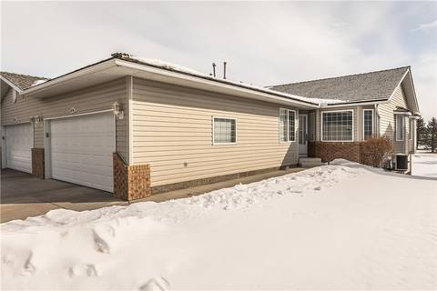Townhouse for sale at 616 Riverside Dr Northwest High River Alberta - MLS: C4290781