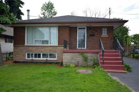 House for sale at 616 Woodward Ave Hamilton Ontario - MLS: H4056679
