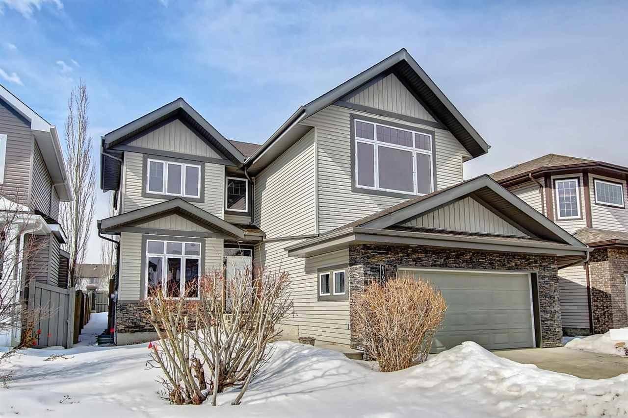 House for sale at 6165 Maynard Cres Nw Edmonton Alberta - MLS: E4192312