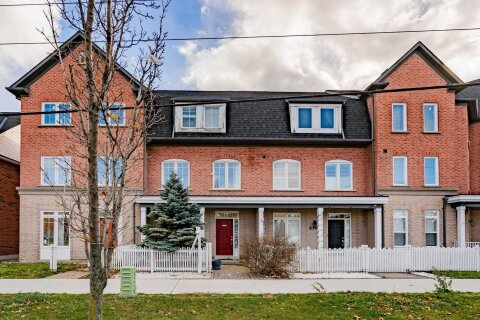 Townhouse for sale at 6167 Lawrence Ave Toronto Ontario - MLS: E4993126