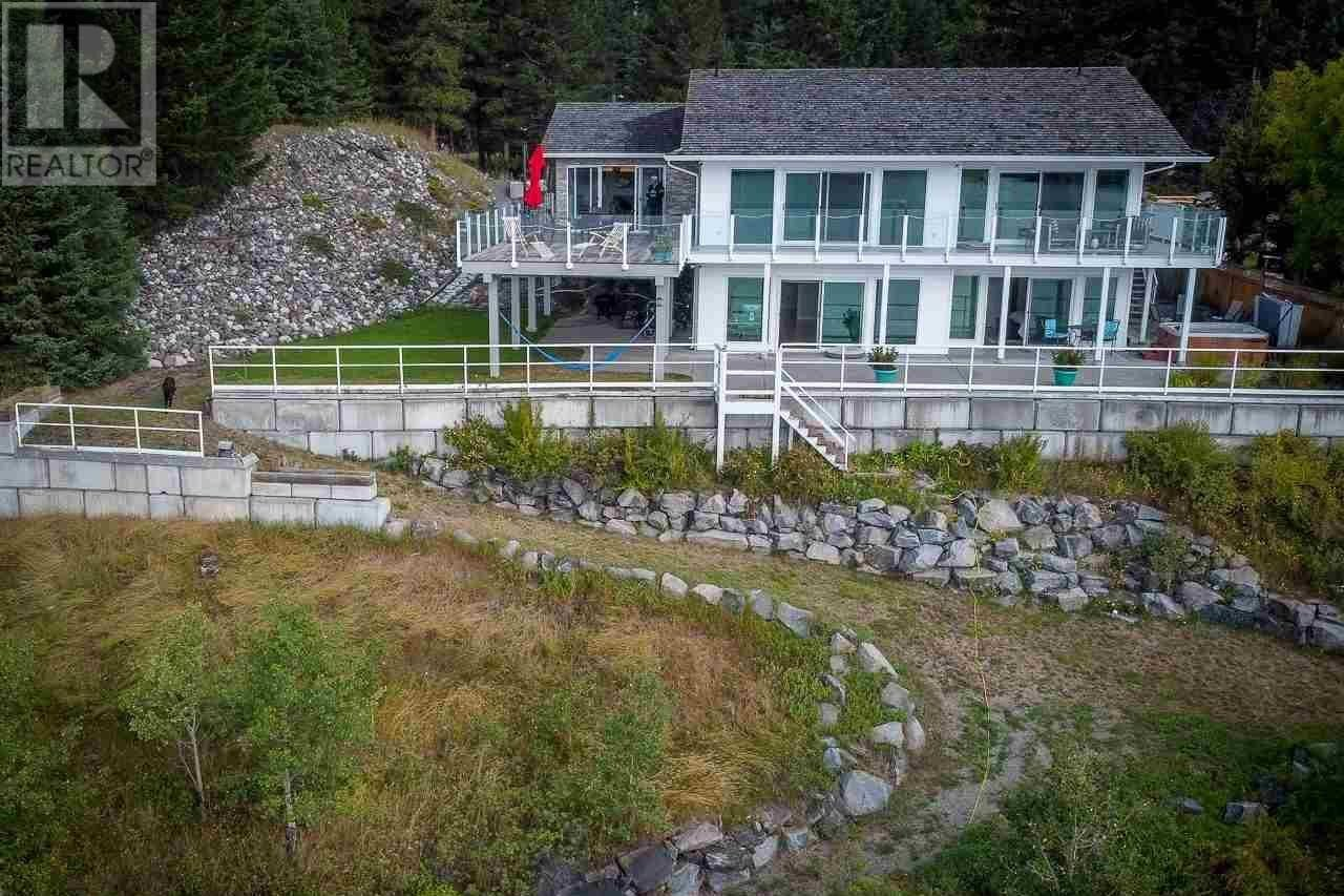 House for sale at 6168 Lakeshore Dr Horse Lake British Columbia - MLS: R2481609