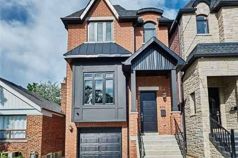 House for sale at 616 Caledonia Rd Toronto Ontario - MLS: W4428209