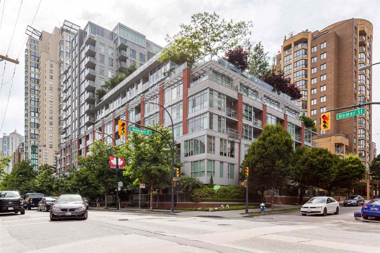 Sold: 617 - 1133 Homer Street, Vancouver, BC
