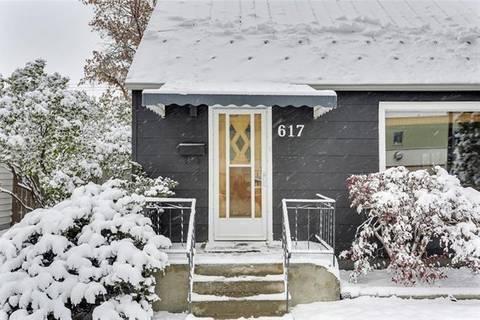 House for sale at 617 19 St Northwest Calgary Alberta - MLS: C4270579