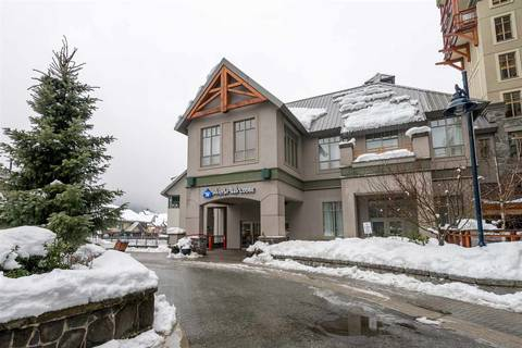 Condo for sale at 4295 Blackcomb Wy Unit 617 Whistler British Columbia - MLS: R2329694