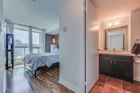 Condo for sale at 600 Fleet St Unit 617 Toronto Ontario - MLS: C4421701