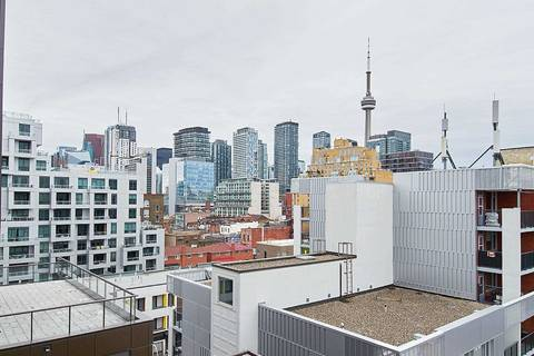 Apartment for rent at 80 Vanauley St Unit 617 Toronto Ontario - MLS: C4685103