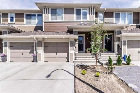 Townhouse for sale at 617 Hillcrest Rd Southwest Airdrie Alberta - MLS: C4306050