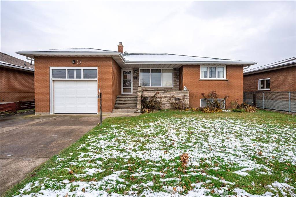 House for sale at 617 Lincoln St East Welland Ontario - MLS: 30777692
