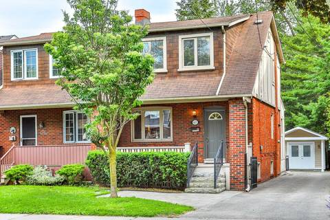 Townhouse for sale at 617 Millwood Rd Toronto Ontario - MLS: C4496830