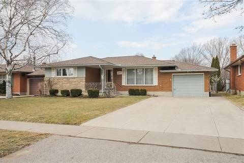 House for sale at 617 Scott St St. Catharines Ontario - MLS: X4388996