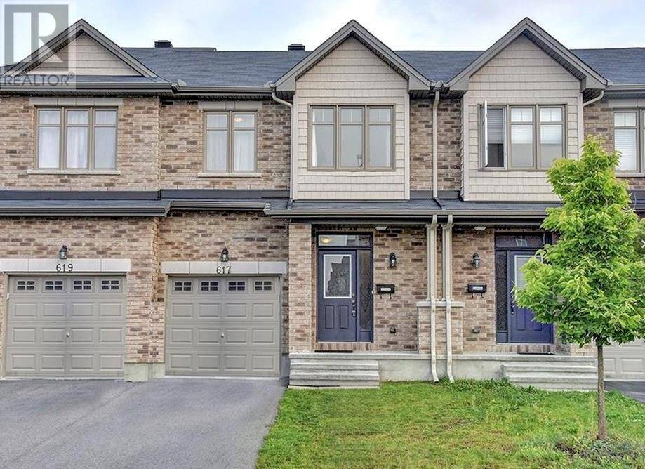 Townhouse for rent at 617 Sunburst St Gloucester Ontario - MLS: 1181784