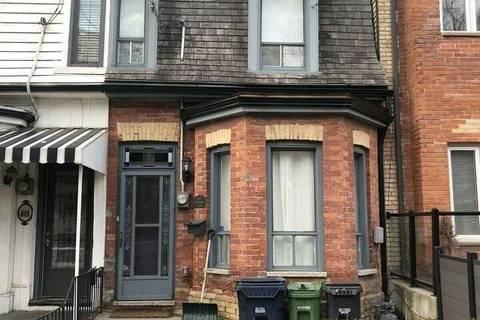 Townhouse for rent at 617 Wellington St Toronto Ontario - MLS: C4668793