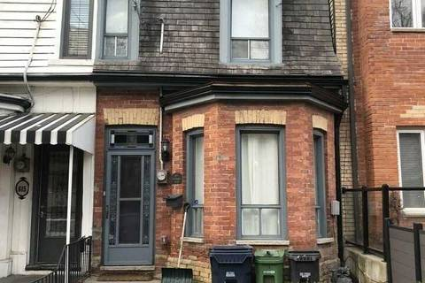 Townhouse for rent at 617 Wellington St Toronto Ontario - MLS: C4668793