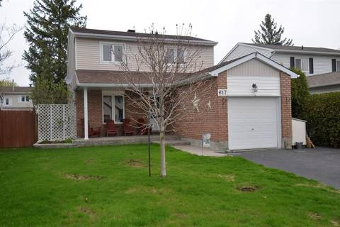 House for sale at 617 Wilkie Dr Ottawa Ontario - MLS: 1151912
