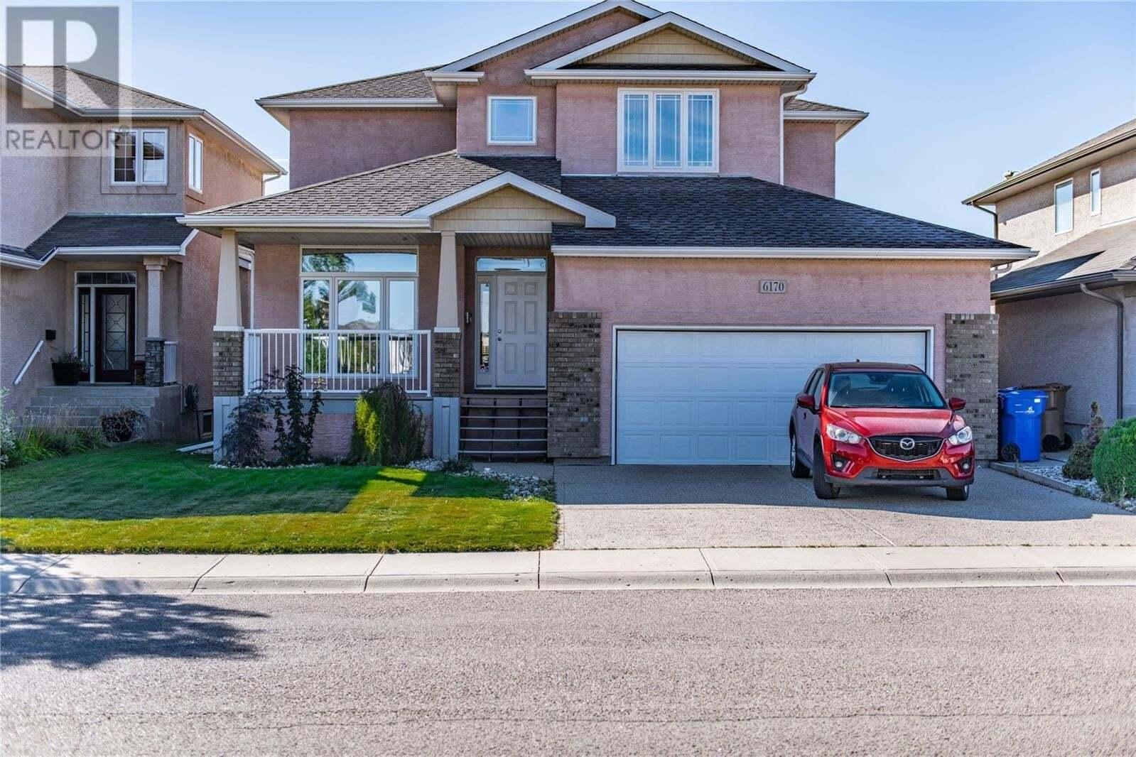 House for sale at 6170 Wascana Ct Regina Saskatchewan - MLS: SK827475