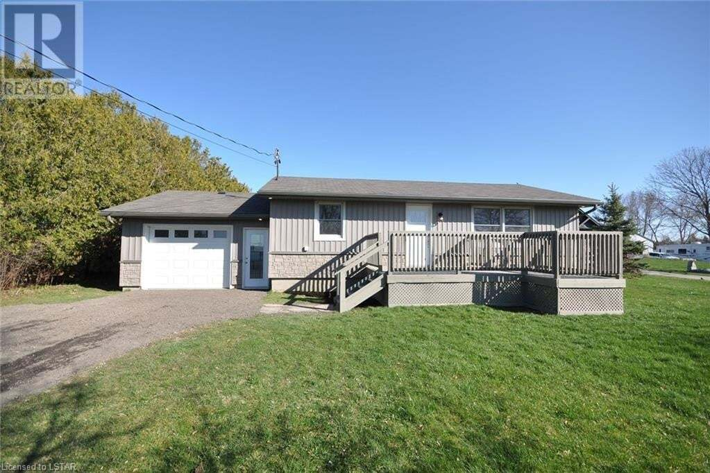 House for sale at 6170 William St Lucan Ontario - MLS: 255521