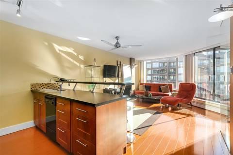Condo for sale at 1330 Burrard St Unit 618 Vancouver British Columbia - MLS: R2391541