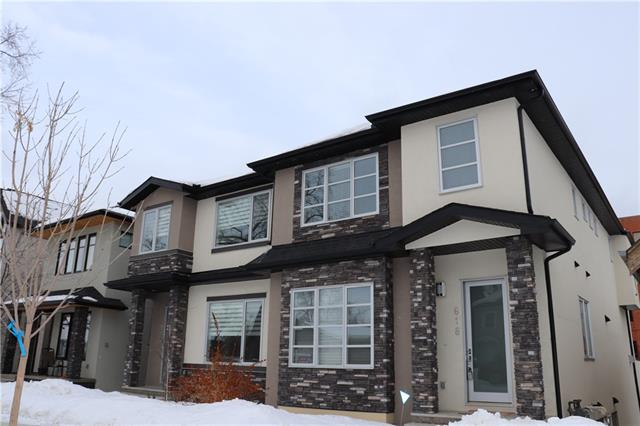 For Sale: 618 15 Street Northwest, Calgary, AB | 4 Bed, 4 Bath Townhouse for $849,900. See 51 photos!
