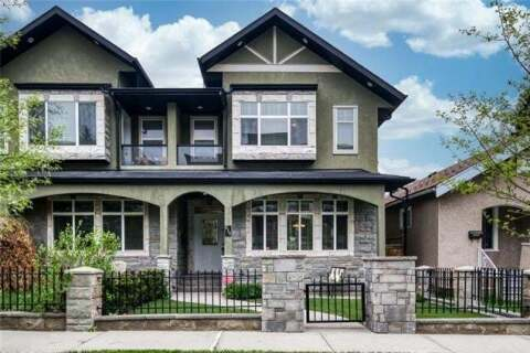 Townhouse for sale at 618 17 Ave Northwest Calgary Alberta - MLS: C4296145