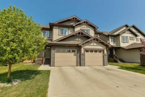 Townhouse for sale at 618 174 St Sw Edmonton Alberta - MLS: E4161025