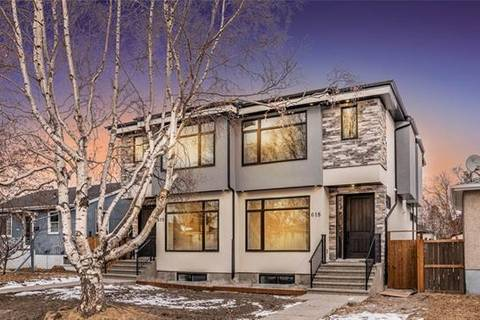 Townhouse for sale at 618 22 Ave Northeast Calgary Alberta - MLS: C4289734