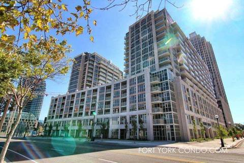 Apartment for rent at 35 Bastion St Unit 618 Toronto Ontario - MLS: C4549481