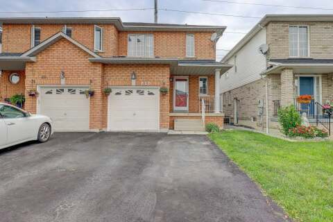Townhouse for sale at 618 Amaretto Ave Pickering Ontario - MLS: E4896694