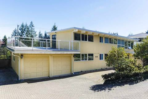 House for sale at 618 Barnham Rd West Vancouver British Columbia - MLS: R2359485