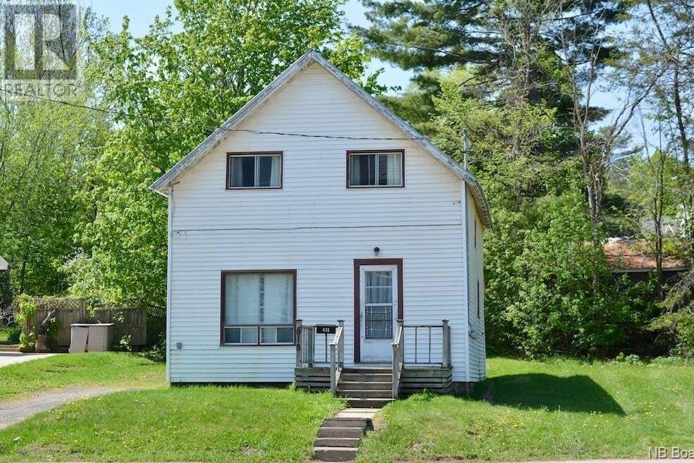 House for sale at 618 Beaverbrook St Fredericton New Brunswick - MLS: NB043875