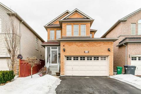 House for sale at 618 Deckhouse Ct Mississauga Ontario - MLS: W4435794