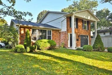 House for sale at 618 Glen Moor Cres Burlington Ontario - MLS: W4604535