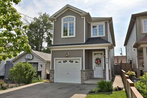 House for sale at 618 Knox Ave Hamilton Ontario - MLS: X4520892