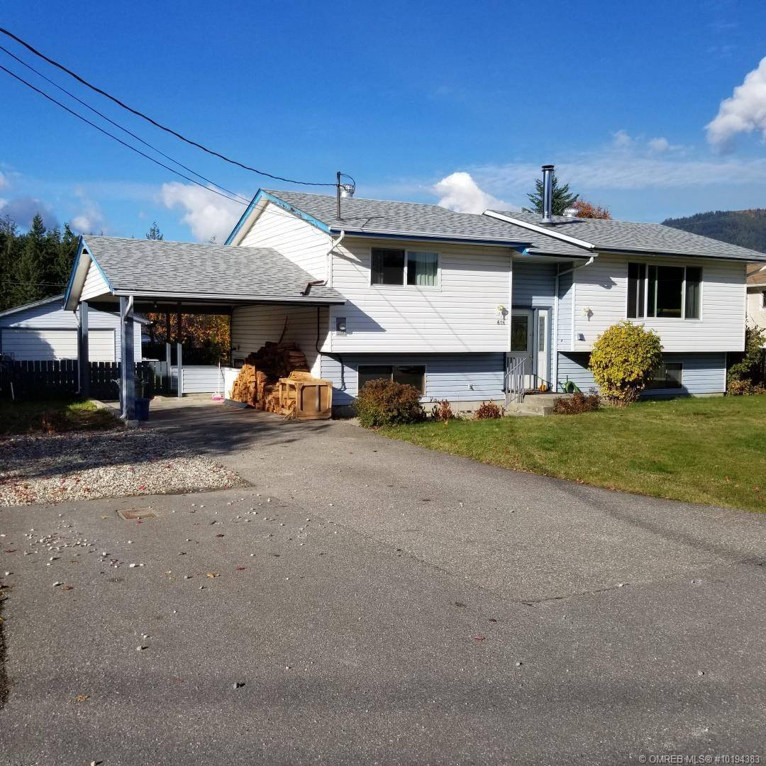 House for sale at 618 Yew Ave Sicamous British Columbia - MLS: 10194383
